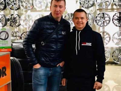В гостях Валерий Жидков