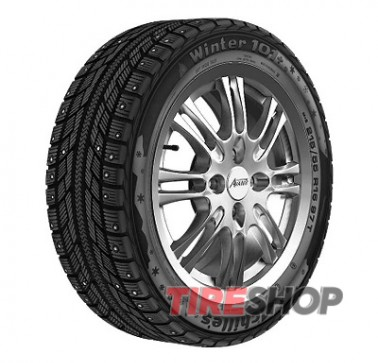 Шины Achilles Winter 101+ 175/65 R14 82T (под шип) Индонезия 2018