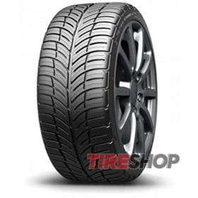 Шины BFGoodrich G-Force Comp-2 A/S 245/50 R19 105W XL