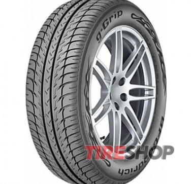 Шины BFGoodrich G-Grip 245/40 ZR18 97Y XL