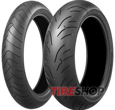 Мотошины Bridgestone Battlax BT-023 120/70 ZR17 58W Япония 2018