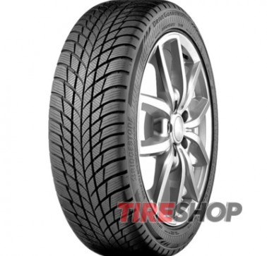 Шины Bridgestone DriveGuard WinterШины Bridgestone DriveGuard Winter