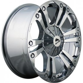 Диски BUFFALO BW-778 CHROME R20 5x139.7-150 ET35.0 9.0J DIA110.5