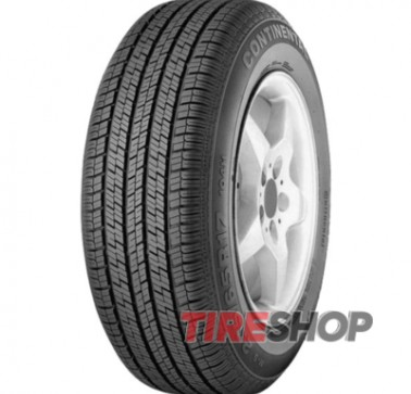 Шины Continental Conti4x4Contact 225/65 R17 102T Германия 2019