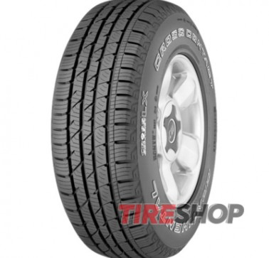 Шины Continental ContiCrossContact LX 265/60 R18 110T 2018