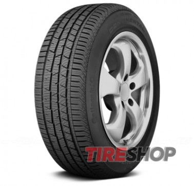 Шины Continental ContiCrossContact LX Sport 245/50 R20 102H США 2018