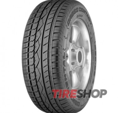 Шины Continental ContiCrossContact UHP 255/55 R18 105W MO Чехия 2019