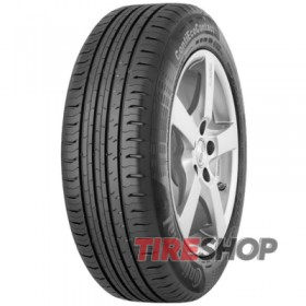 Шины Continental ContiEcoContact 5 185/50 R16 81H