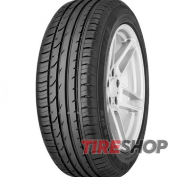 Шины Continental ContiPremiumContact 2 215/55 R18 95H Португалия 2020