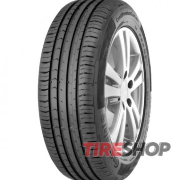 Шины Continental ContiPremiumContact 5 195/55 R16 87T