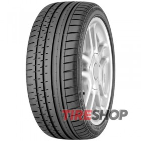 Шины Continental ContiSportContact 2 235/55 R17 99W FR MO