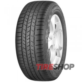 Шины Continental CrossContact Winter 295/35 R21 107V XL FR