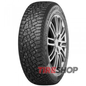 Шины Continental IceContact 2 255/40 R19 100T XL (шип)