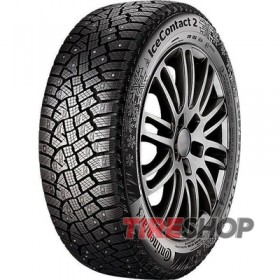 Шины Continental IceContact 2 SUV 225/55 R19 103T XL FR (шип)