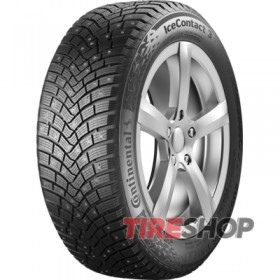 Шины Continental IceContact 3 255/50 R20 109T XL (под шип)