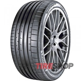 Шины Continental SportContact 6 295/35 ZR23 108Y XL FR
