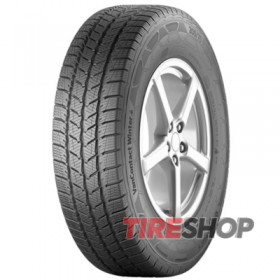 Шины Continental VanContact Winter 195/70 R15C 104/102R PR8