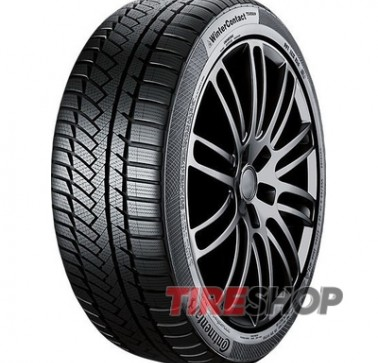 Шины Continental WinterContact TS 850P SUV 215/65 R16 98T FR Португалия 2019