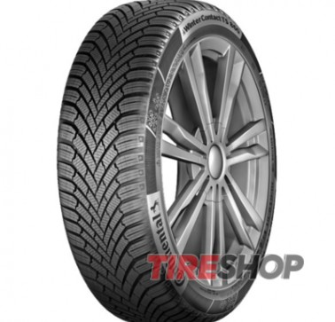 Шины Continental WinterContact TS 860 195/60 R15 88T