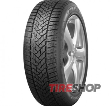 Шины Dunlop Winter Sport 5 215/55 R16 97H XL Германия 2017