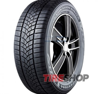 Шины Firestone Destination Winter 225/65 R17 102H Испания 2018