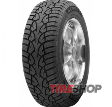 Шины General Tire Altimax Arctic 245/70 R17 110Q (под шип)