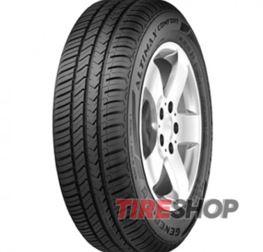 Шины General Tire Altimax Comfort 175/70 R14 84T Словакия 2019
