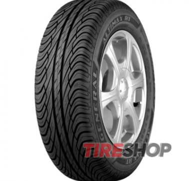 Шины General Tire Altimax RT 205/70 R15 96T Бразилия 2017