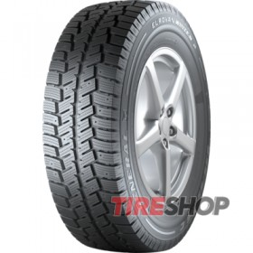 Шины General Tire Eurovan Winter 2 215/60 R16C 103/101T (шип)