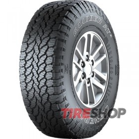Шины General Tire Grabber AT3 205 R16C 110/108S FR