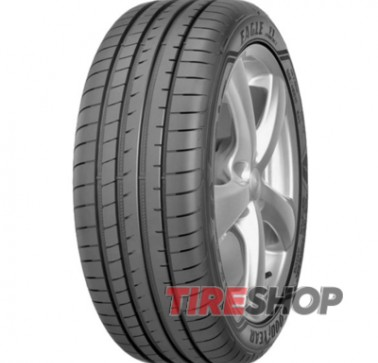 Шины Goodyear Eagle F1 Asymmetric 3 305/30 R21 104Y XL Германия 2019
