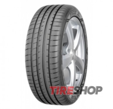 Шины Goodyear Eagle F1 Asymmetric 3 SUV 275/45 R20 110Y XL Германия 2020
