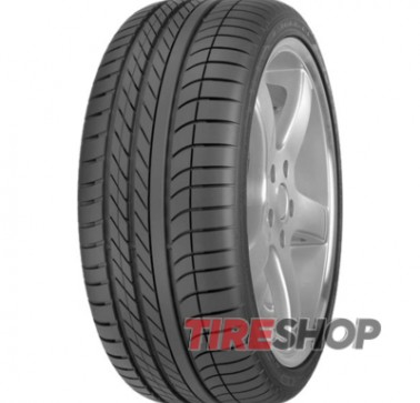 Шины Goodyear Eagle F1 Asymmetric 285/40 R19 103Y N0 Германия 2017