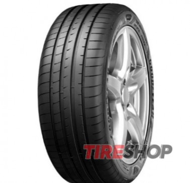 Шины Goodyear Eagle F1 Asymmetric 5 235/35 R19 91Y XL FP Германия 2019