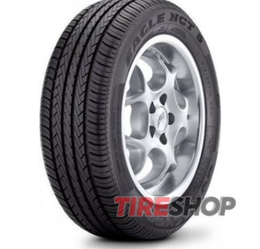 Шины Goodyear Eagle NCT 5Шины Goodyear Eagle NCT 5