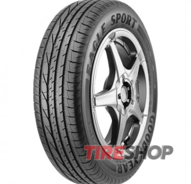 Шины Goodyear Eagle Sport 185/60 R15 88H XL