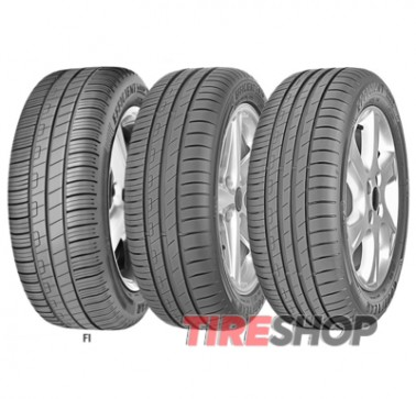 Шины Goodyear EfficientGrip Performance 215/55 R16 93V Германия 2018