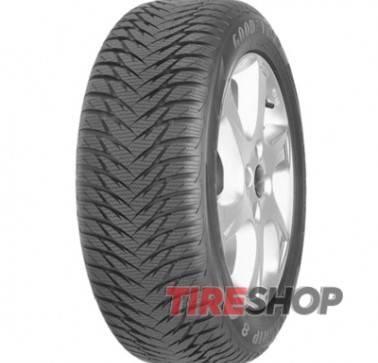 Шины Goodyear UltraGrip 8Шины Goodyear UltraGrip 8