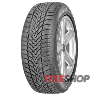 Шины Goodyear UltraGrip Ice 2 215/45 R17 91T XL Люксембург 2019