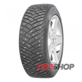 Шины Goodyear UltraGrip Ice Arctic 195/55 R15 85T (шип)