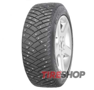 Шины Goodyear UltraGrip Ice Arctic SUVШины Goodyear UltraGrip Ice Arctic SUV