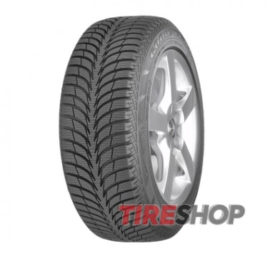Шины Goodyear UltraGrip Ice+ 225/55 R17 101T XL Китай 2019