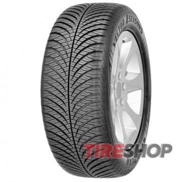 Шины Goodyear Vector 4 Seasons Gen-2 195/50 R15 82H