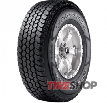 Шины Goodyear Wrangler All-Terrain AdventureШины Goodyear Wrangler All-Terrain Adventure