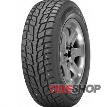 Шины Hankook Winter I*Pike RW09 225/65 R16C 112/110R (под шип) Корея 2020