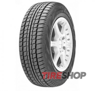 Шины Hankook Winter RW06 185 R14C 102/100Q Венгрия 2017