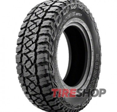 Шины Marshal Road Venture MT51 245/75 R16 120/116Q Вьетнам 2018