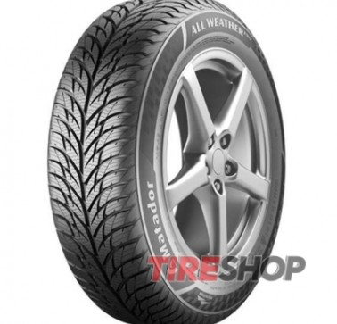 Шины Matador MP62 All Weather Evo 165/65 R14 79T Румыния 2019