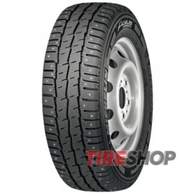 Шины Michelin Agilis X-Ice North 195/75 R16C 107/105R (шип)