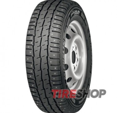 Шины Michelin Agilis X-Ice North 195/75 R16C 107/105R (шип) Франция 2018